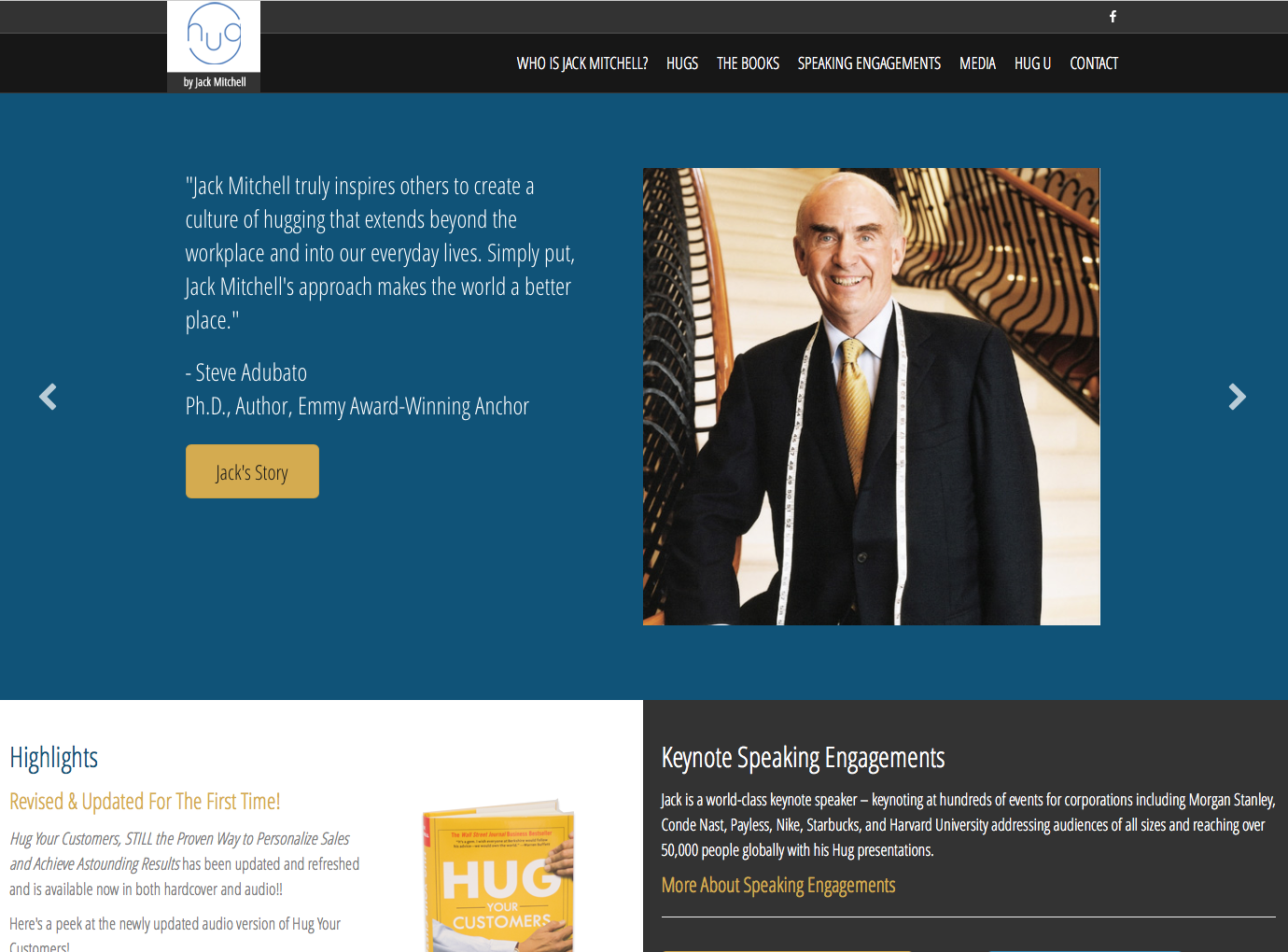 Author Website Design And Content Marketing Strategy