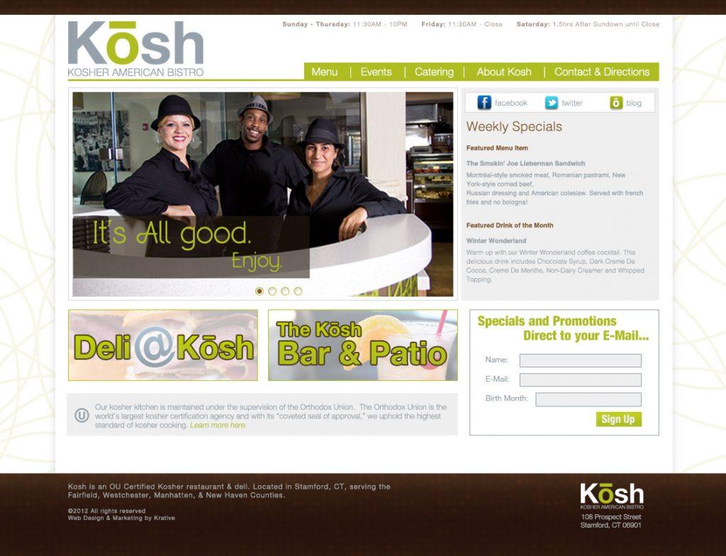 kosh-web