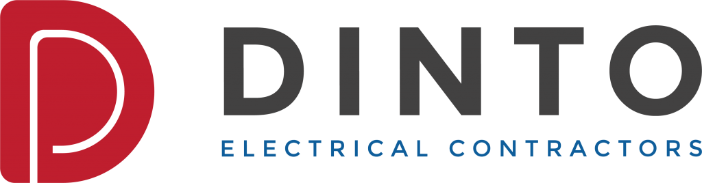Dinto Electrical Contractors brand design by Krative