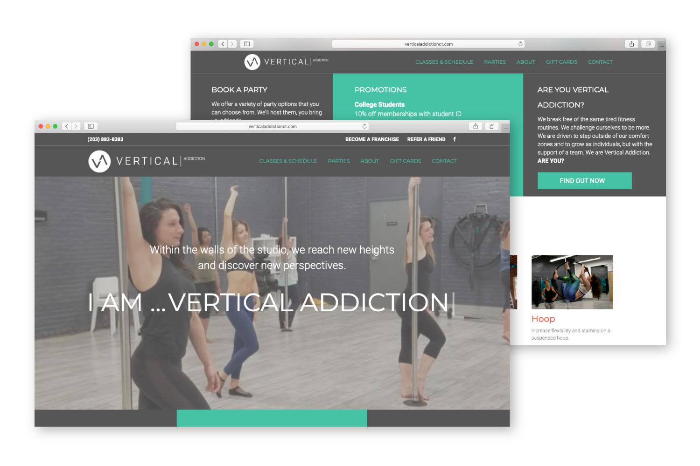virtical-website-mockup