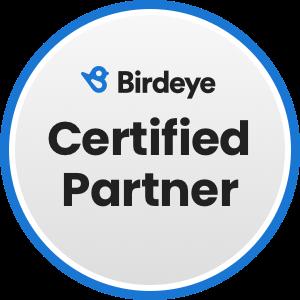 Krative is a Birdeye Certified Partner